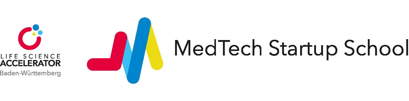 MedTech Startup School Tübingen Logo