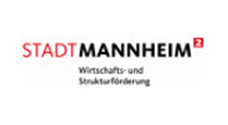 partners and supporters - Stadt Mannheim Logo