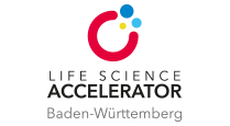 partners and supporters - Life Science Accelerator BW Logo