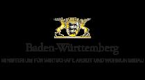 partners and supporters - Ministerium für Wirtschaft, Arbeit und Wohnungsbau Logo