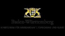 partners and supporters - Ministerium für Wissenschaft, Forschung und Kunst Logo
